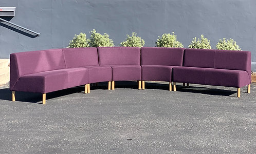 5 pc Circa Lounge System by Coalesse