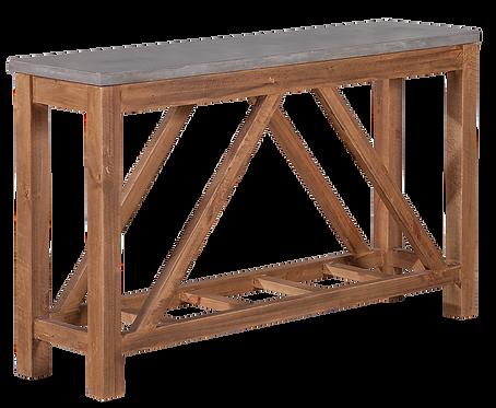 Vintage Style Hall Table