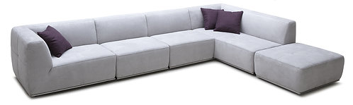 2388 Low Modular Sectional