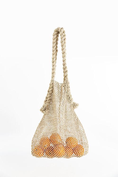 Jumbo Hemp String Bag