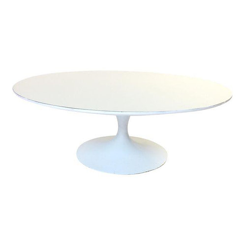 Eero Saarinen Tulip Cocktail Table for Knoll