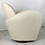 Thumbnail: Pair of Wrap Around Swivel Chairs