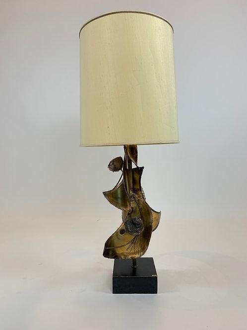 Brutalist Table Lamp by Bijou