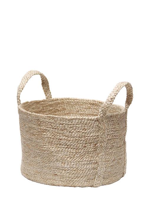 Round Jute Basket