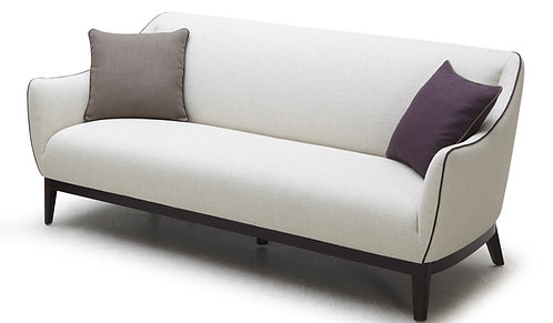 2556 Danish Style Loveseat/Sofa