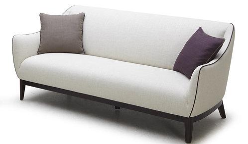 2556 Danish Style Loveseat/Sofa