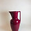 Thumbnail: 1930s Vintage Burgundy Deco Large Pitcher