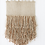 Thumbnail: Wall Hanging - Jute & Leather Fringe