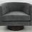 Thumbnail: Pair of Velvet Slipper Chairs by Milo Baughman for Thayer Coggin