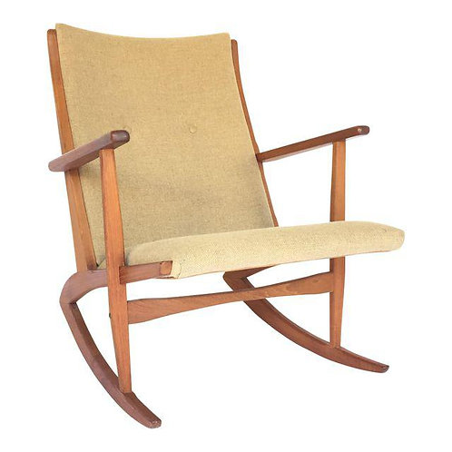 Holger Georg Jensen Rocking Chair