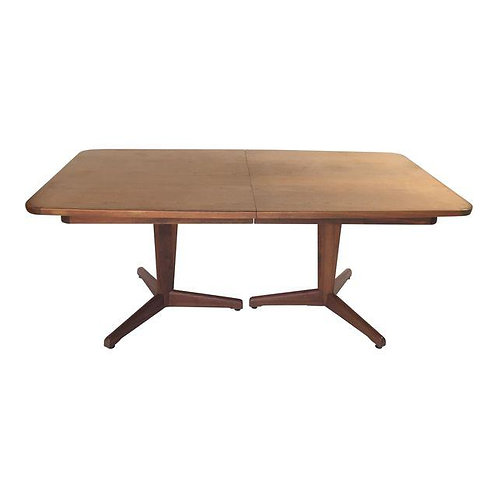 Brown Saltman Dining Table