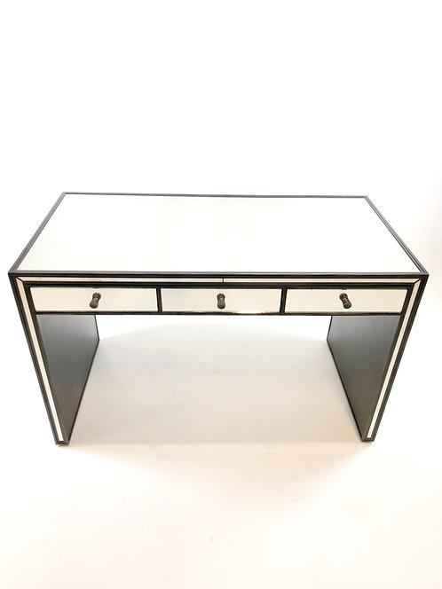 Mirrored Glass Desk