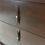 Thumbnail: Italian Modern Style Dresser with Carved Elliptical Pulls
