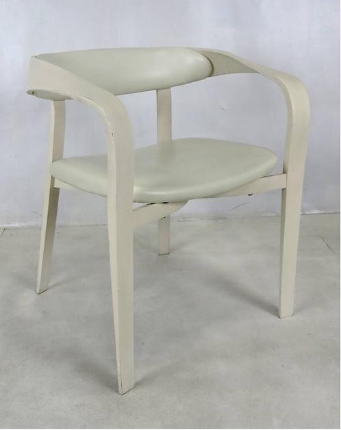 1980s Plycraft Ribbon Chair