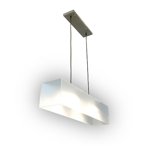 Frosted Hanging Lamp