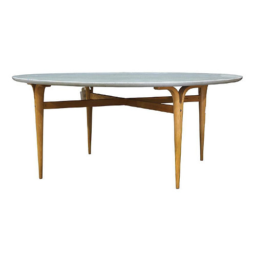 Bruno Mathsson Birch Occasional Table