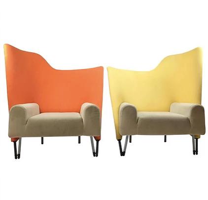 Paolo Deganello Torso Chairs for Cassina