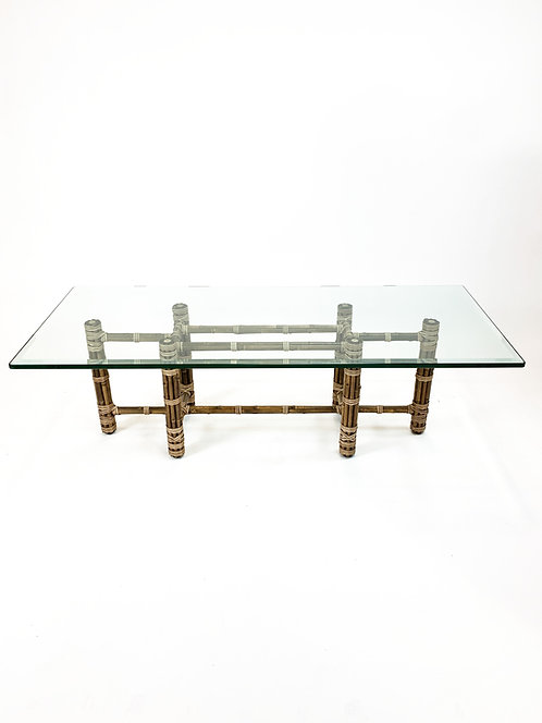 McGuire Cocktail Table