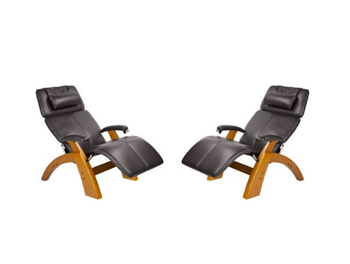 "Human Touch ""Perfect Chair"" Motorized Recliner, Two Available"