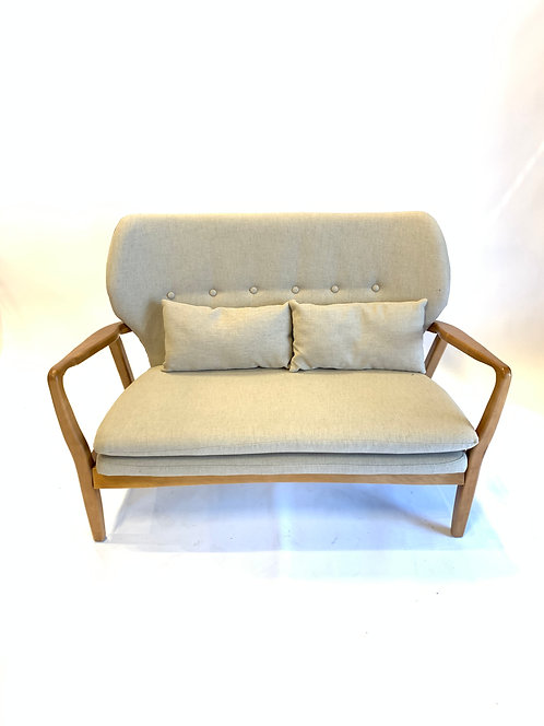 Reproduction Danish Modern Settee