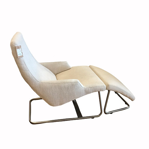 DWR Lounge Chair and Ottoman