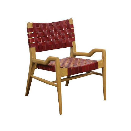 John Keal Lounge Chairs (4)