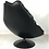 Thumbnail: Mint Restored F584 Swivel Lounge Chair by Geoffrey Harcourt for Artifort