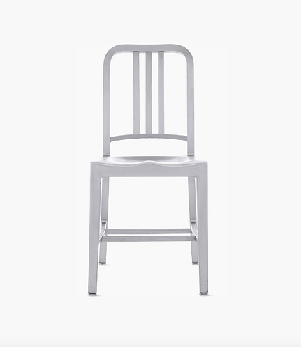 Set of 4 Emeco Naval Chairs