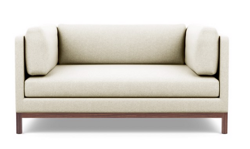 "Interior Define ""Jasper"" Sofa in Vanilla"