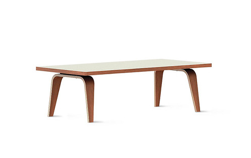 Eames Rectangular Coffee Table by Herman Miller Bay Home
