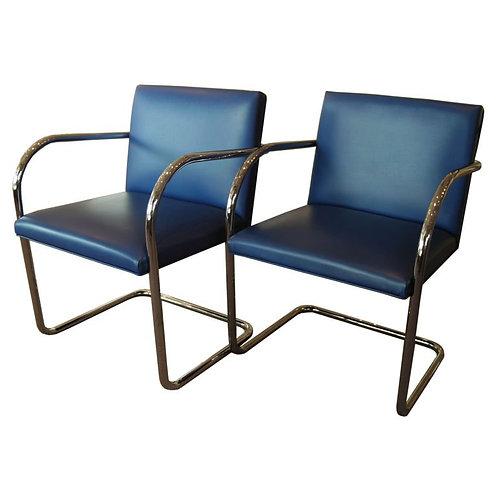 Thonet Tubular Steel Armchair