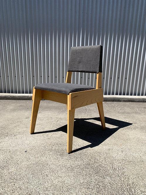 Set 6 Oak Constructivist Dining Chairs