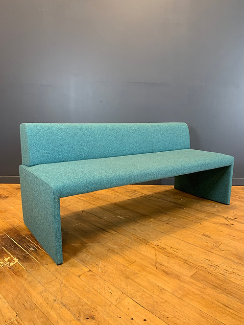 Coalesse Together Bench in Divina Felt Wool