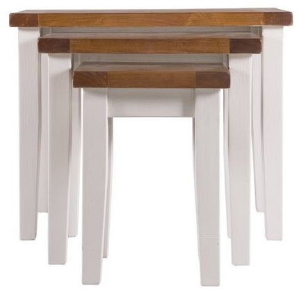 Tuscan Nesting Tables