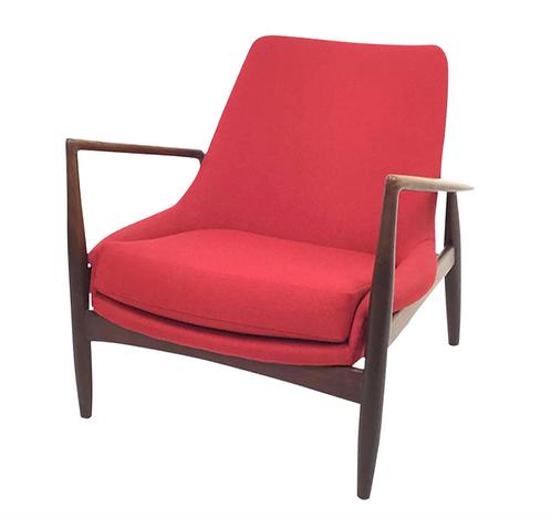 Ib Kofod Larsen Seal Chair for IPE Mobler