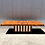 Thumbnail: Paul Evans Burl and Chrome Dining Table