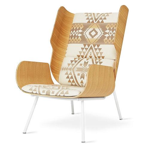 Gus* Pendleton Elk Chair
