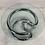 Thumbnail: Chrome Anaconda Side Table by Paul Tuttle