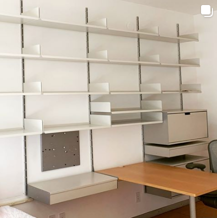 Vitsoe Wall System by Dieter rams