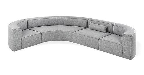 Mix Modular 4-Pc Seating Group