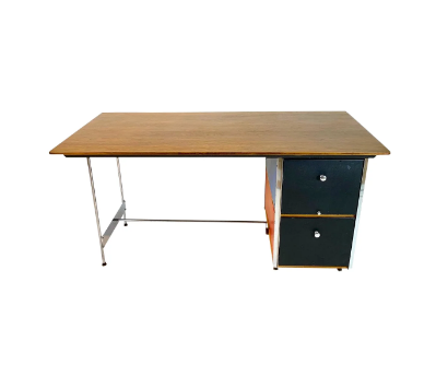 1952 Mid-Century Modern Eames Storage Unit Desk