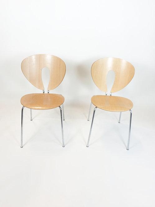 Stua Globus Dining Chairs DWR