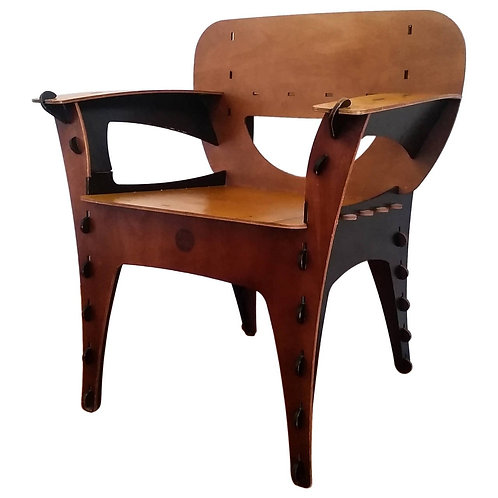 David Kawecki Puzzle Chair