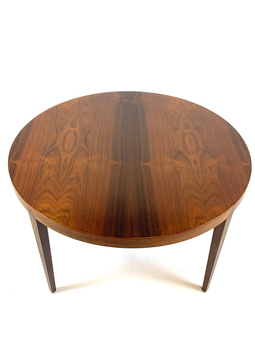 Severin Hansen for Haslev Rosewood Table