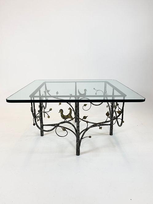 Alberto Giacometti Style Cocktail Table