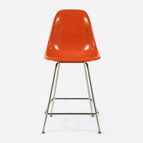 Case Study Side Shell H Base Counter Stool