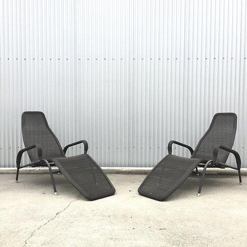 Cane Line Chaise