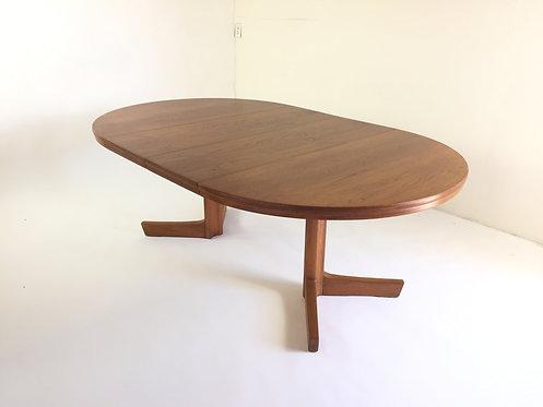 Vintage Dyrlund Teak Table