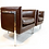 Thumbnail: Harvey Probber Tub Chairs- A Pair