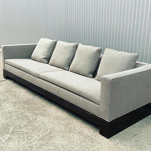 "Minotti Klimt 110"" Sofa by Rodolfo Dordoni"